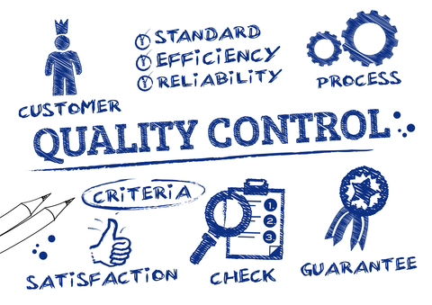 when quality control gets in the The quality of customer service is the key differentiator between good, bad and indifferent companies good quality customer service keeps customers coming back bad.